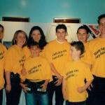 2003 Walking on Sunshine Gala Dinner