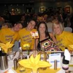 2008 Walking On Sunshine Gala Dinner
