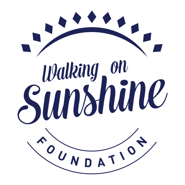 Walking on Sunshine Foundation Logo